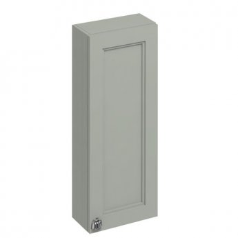 Burlington 30 Fitted 1-Door Wall Cabinet Unit, 300mm Wide, Olive