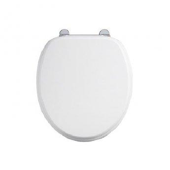 Burlington Complete Bathroom Suite, 1700mm x 740mm Freestanding Bath, White