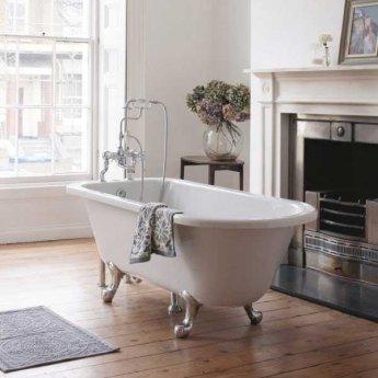 Burlington Blenheim Single Ended Freestanding Bath 1690mm x 750mm - Excluding Feet