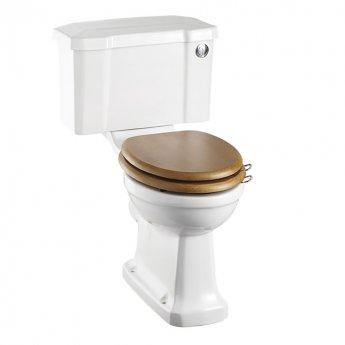 Burlington Furniture Bathroom Suite 1300mm Wide Vanity Unit Matt White - 0 Tap Hole