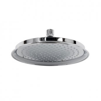 Burlington Severn Dual Concealed Mixer Shower, 9inch Fixed Head
