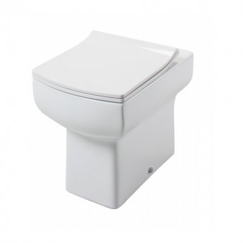 Cali Daisy Lou Back To Wall Toilet - Slimline Seat