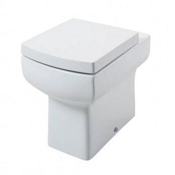 Cali Daisy Lou Back to Wall Toilet - Soft Close Seat