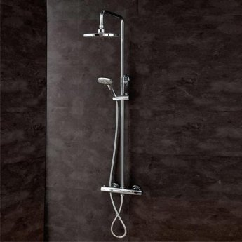 Cali Deana Bar Mixer Shower with Shower Kit + Fixed Head