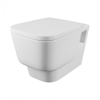 Cali Dearne Wall Hung Toilet - Quick Release Seat