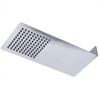 Cali Square Mider Shower Head - Chrome