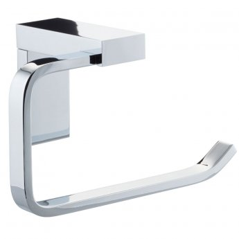 Cali Holly Bathroom Toilet Paper Holder- Chrome