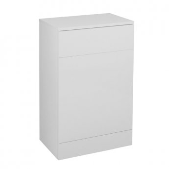 Cali Kass Back to Wall WC Unit - 500mm Wide x 330mm Deep - Gloss White