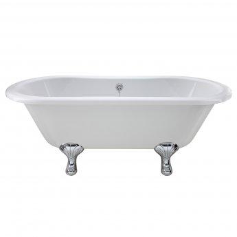 Cali Kensington Freestanding Bath 1500mm x 745mm - Elegant Leg Set