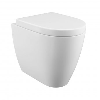 Cali Loxley Back To Wall Toilet - Quick Release Seat
