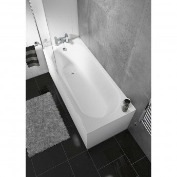 Cali Luton Rectangular Bath 1500mm x 700mm Single Ended