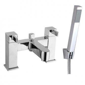 Cali Mode Bath Shower Mixer Tap - Deck Mounted - Chrome