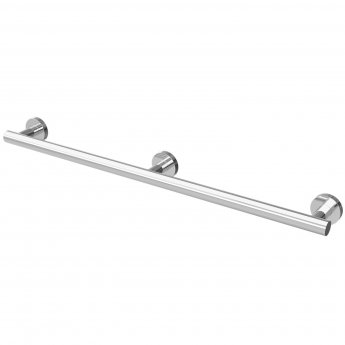Cali Straight Grab Rail 756mm Length - Chrome