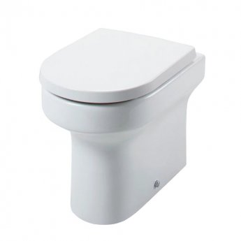 Cali Montego Back to Wall Toilet - Excluding Seat