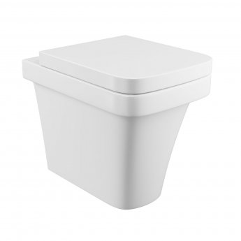 Cali Rivelin Back To Wall Toilet - Quick Release Seat