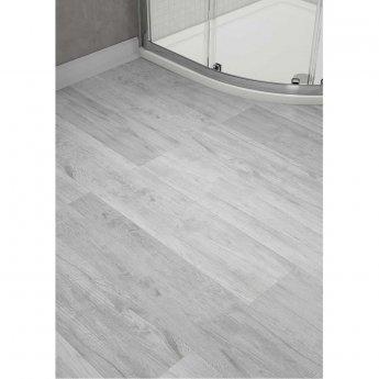 Cali Laminate Flooring 12 Pack - 1.7sqm Coverage - Dove Grey