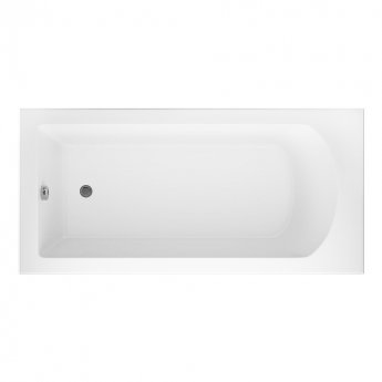 Cali Uno Rectangular Bath 1700mm x 750mm Single Ended