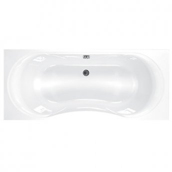 Carron Arc Double Ended Rectangular Bath 1800mm x 800mm 5mm - Acrylic