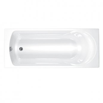 Carron Arc Single Ended Rectangular Bath 1500mm x 700mm - Carronite