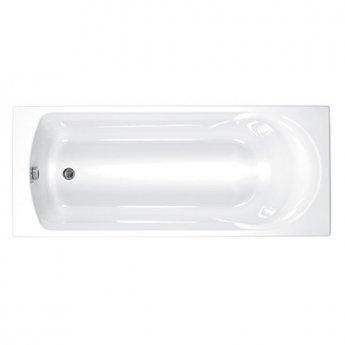 Carron Arc Single Ended Rectangular Bath 1700mm x 750mm 5mm - Acrylic