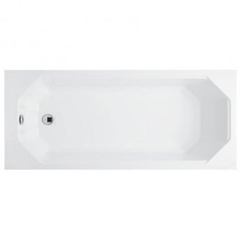 Carron Camden Single Ended Rectangular Bath 1650mm x 700mm - 5mm Acrylic
