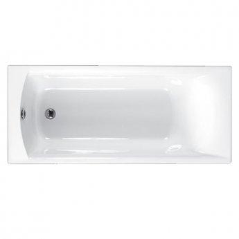Carron Delta Rectangular Bath 1400mm x 700mm - Carronite