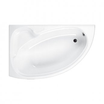 Carron Dove Offset Corner Bath 1550mm x 950mm Right Handed - Carronite