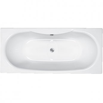 Carron Equation Double Ended Rectangular Bath 1700mm x 750mm 5mm - Acrylic