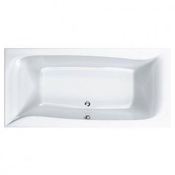 Carron Linea Double Ended Rectangular Bath 1900mm x 900mm 5mm - Acrylic