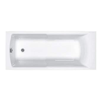Carron Matrix Single Ended Rectangular Bath 1700mm x 700mm - Carronite