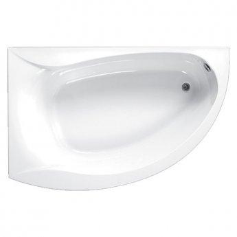 Carron Omega Offset Corner Bath 1700mm x 1000mm Right Handed 5mm - Acrylic