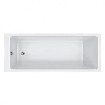 Carron Quantum Mini Rectangular Bath 1500mm x 700mm - Carronite