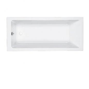 Carron Quantum Mini Rectangular Bath 1600mm x 800mm 5mm - Acrylic