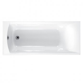 Carron Sigma 1600mm x 750mm Bath 5mm Acrylic - White