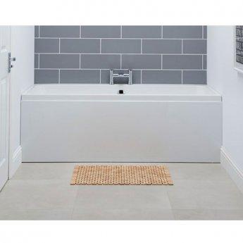 Carron Profile Double Ended Rectangular Bath 1700mm x 750mm 5mm - Acrylic
