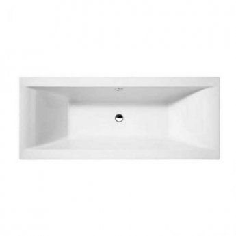 Cleargreen Enviro Rectangular Double Ended Bath 1700mm x 800mm - White