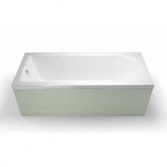 Cleargreen Reuse Rectangular Single Ended Bath 1700mm x 800mm - White