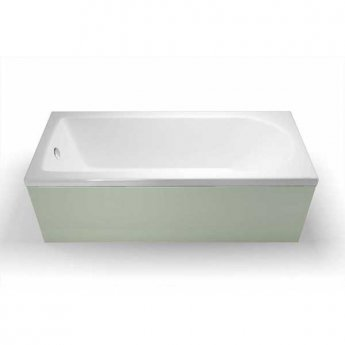 Cleargreen Reuse Rectangular Single Ended Bath 1700mm x 750mm - White
