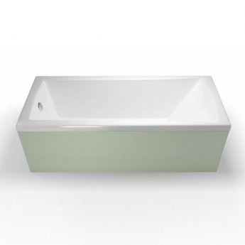 Cleargreen Sustain Rectangular Single Ended Bath 1700mm x 700mm - White