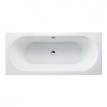 Cleargreen Verde Rectangular Double Ended Bath 1700mm x 800mm - White