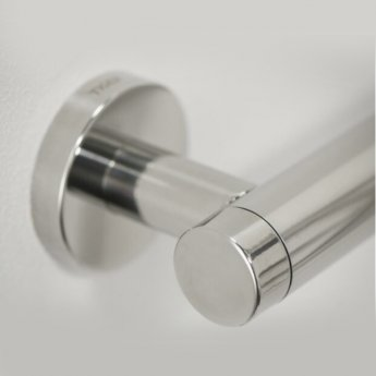 Coram Boston Safety Bar 300mm - Stainless Steel Polished