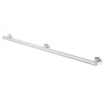 Coram Boston Safety Bar 900mm - Stainless Steel Brushed