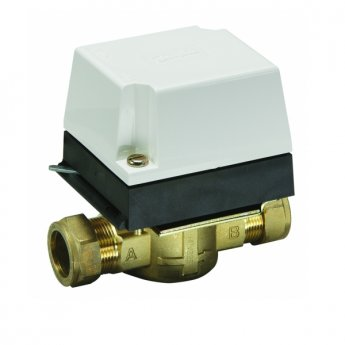 Danfoss Randall HP 22mm Motorised Two Port Valve and Actuator