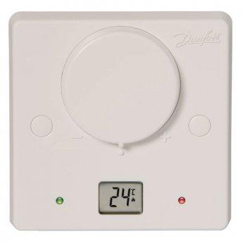 Danfoss Randall FMT230D Flush-Mounted Room Thermostat 2 LED