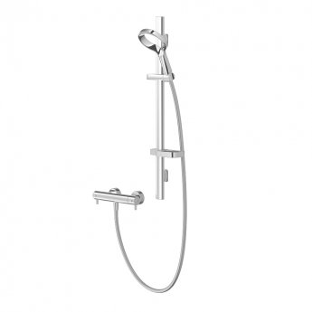 Deva Aio Cool Touch Bar Mixer Shower with Shower Kit