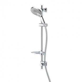 Deva Kaha Easy Fit Shower Kit - Chrome