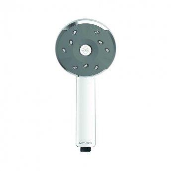 Deva Kiri Satinjet Low Flow Shower Handset - Chrome