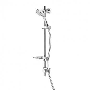 Deva Kiri MK2 Easy Fit Shower Kit - Chrome