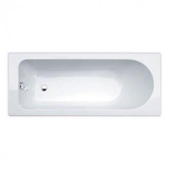 Duchy Camden Single Ended Rectangular Bath 1700mm x 700mm 4mm - Acrylic