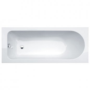 Duchy Camden Single Ended Rectangular Bath 1600mm x 700mm - 0 Tap Hole